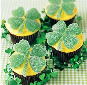 Día de San Patricio, Saint Patrick's Day, postres, sweets, celebration