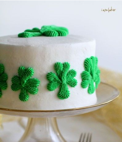 San patricio, Saint Patrick's day, celebración, sweets, postres, celebración