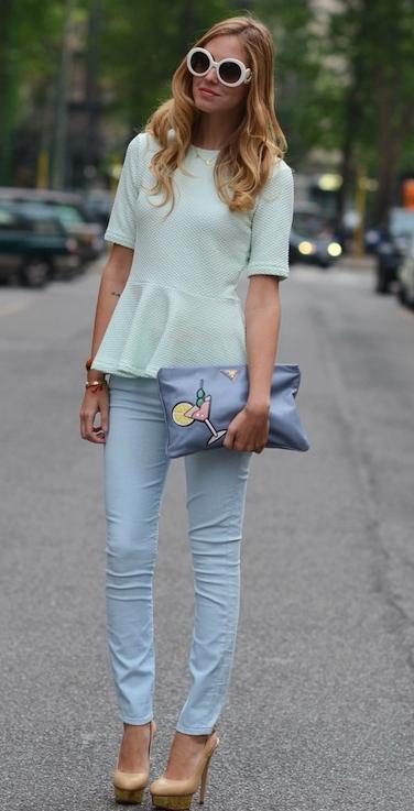 mesh, rejilla, tendencia, outfit, mujer, pastel