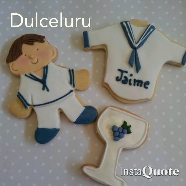 Dulceluru, galletas, comuniones, detalles, regalos