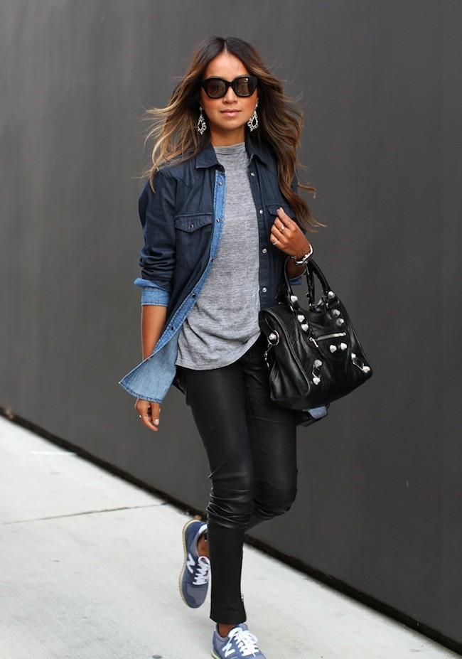 inspiración, outfit, tendencia, moda, mujer