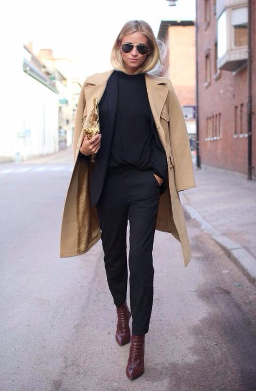 outfits, inspiración, tendencia, mujer