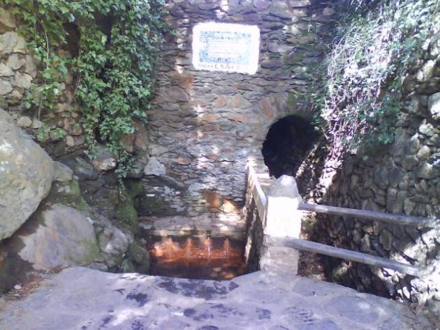 Pampaneira, Capileira, Bubión, Alpujarras, Granada, pórtugos, fuente agria