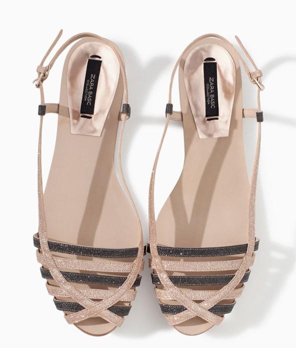 zapatos, sandalias, cangrejeras, regalo, día de la madre