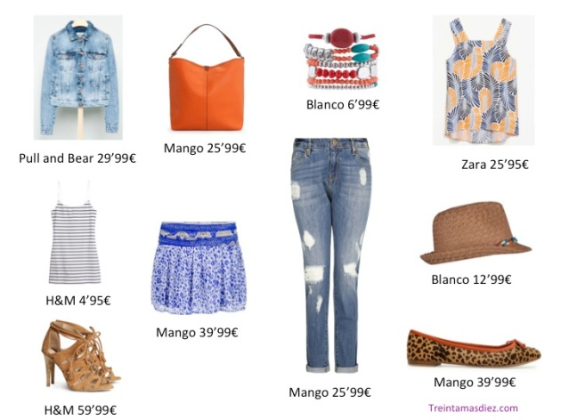 Mixed prints, Pull and Bear, zara, tendencia, mujer, outfit, H&m, Mango