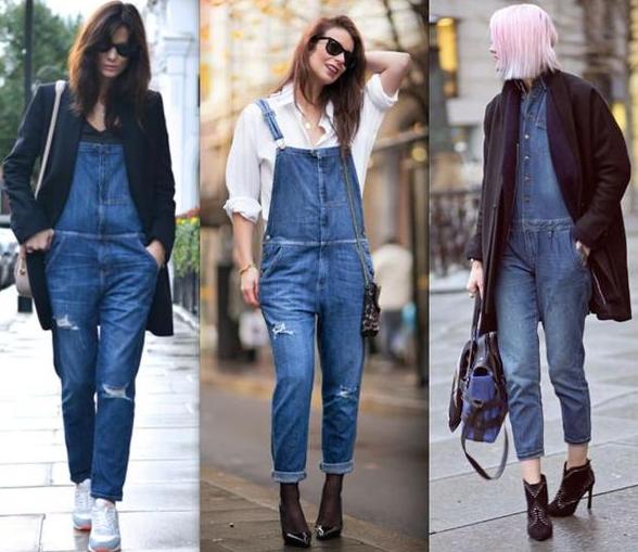 shorts, vaqueros, jeans, ripped, frayed, tendencia, moda, mujer, peto Vaquero