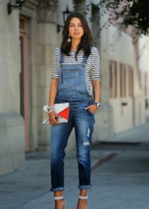denim, dungares, overall, short, boyfriend jeans, tendencia, outfit, mujer, moda