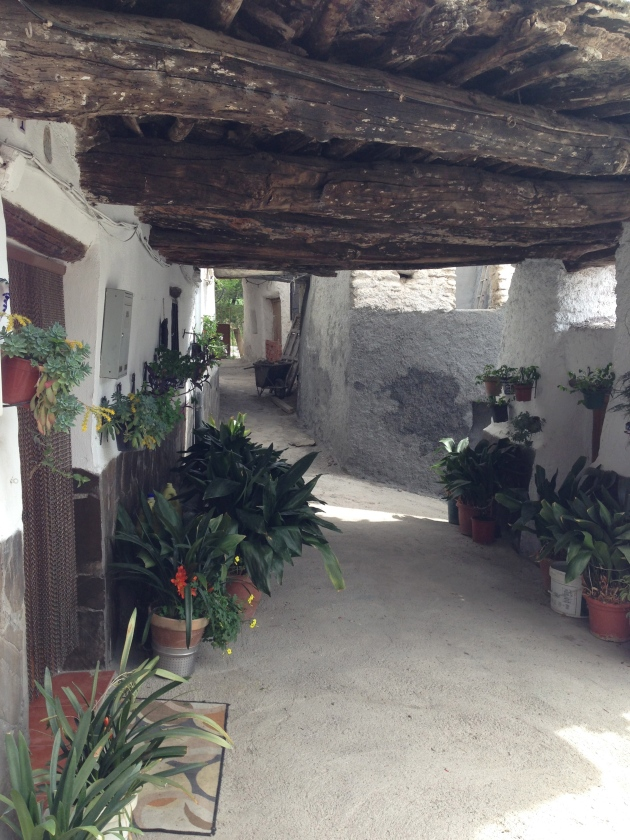 Pampaneira, Capileira, Bubión, Alpujarras, Granada
