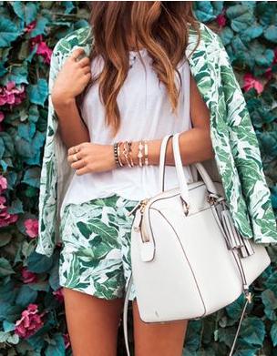 palmeras, complementos, vestidos, tendencia, primavera, palm trees, print de palmeras, accesorios,