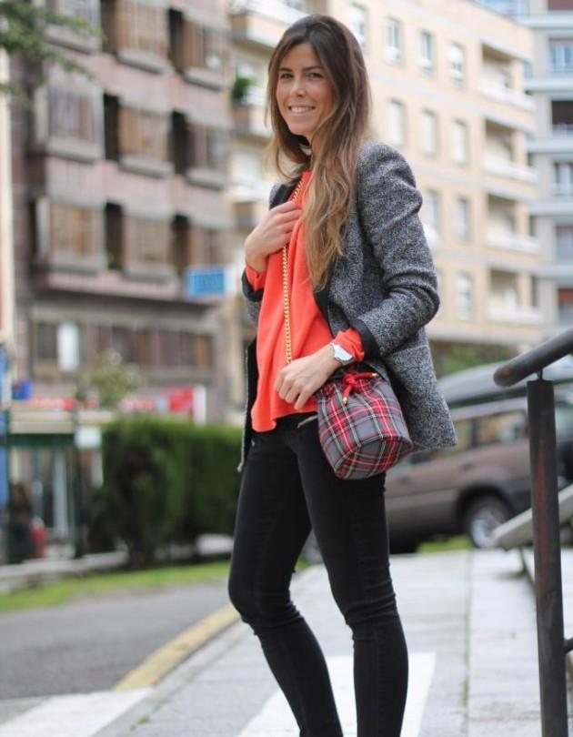 treintamasdiez, coral, tendencia, outfit, color, moda, mujer