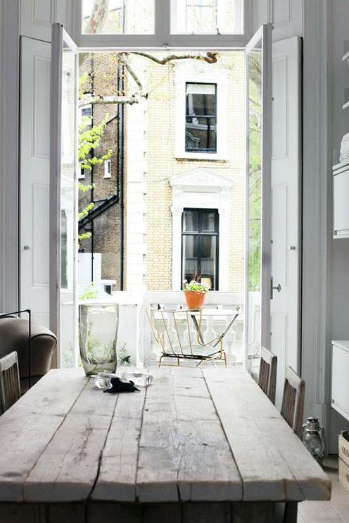 tendencia, decoración, mesas de madera, wood, tables