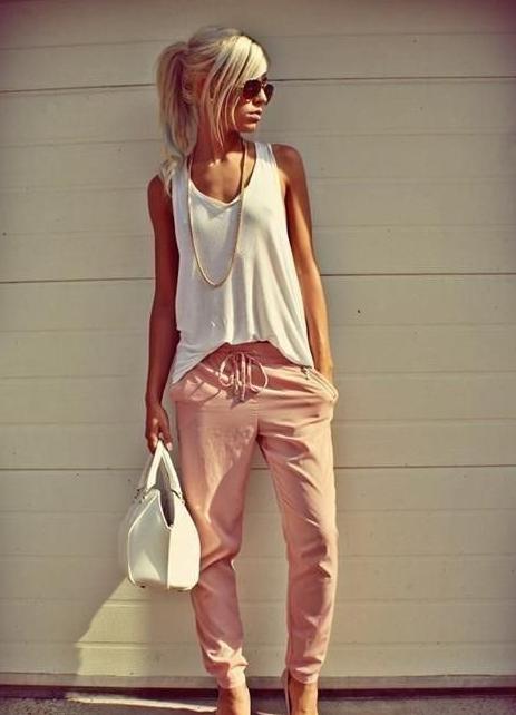 harem, pantalones, pants