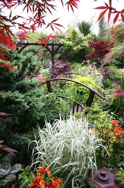 decoración, jardines, distribución, flores, treintamasdiez blog-de-moda