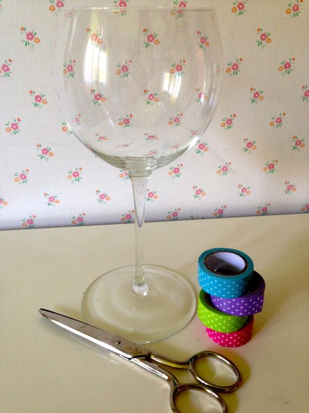treintamasdiez-blog-de-moda, DIY, washi tape, manualidad, decoración, copas