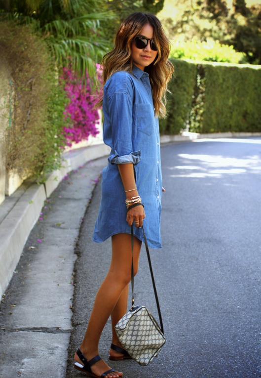 treintamasdiez-blog-de-moda shirt dress