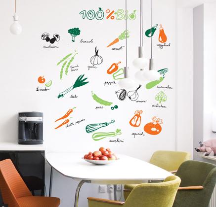 Decorar-con-frutavinilo-corte, decoración, tendencia,