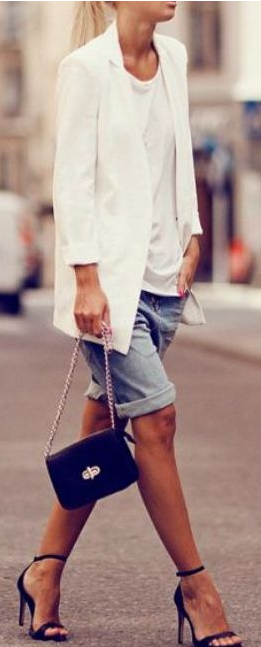 treintamasdiez, tendencia, bermudas, shorts largos