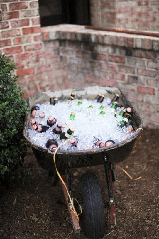 fiesta, party, decoración, outdoor, aire libre, mesa de bebidas, mesa de comida