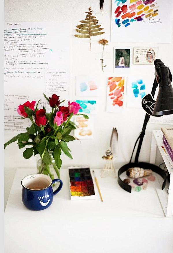 treintamasdiez-blog-de-moda, rincón de trabajo, Mac,
