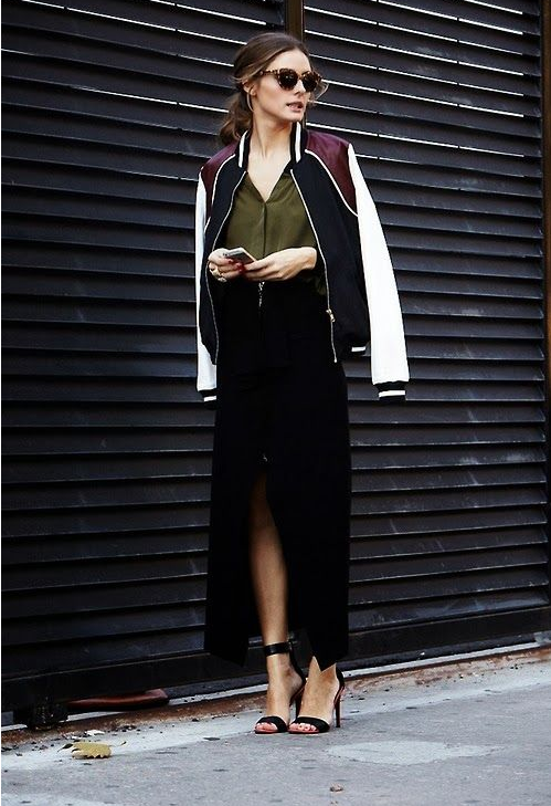 chaqueta, bomber, tendencia, outfit, treintamasdiez