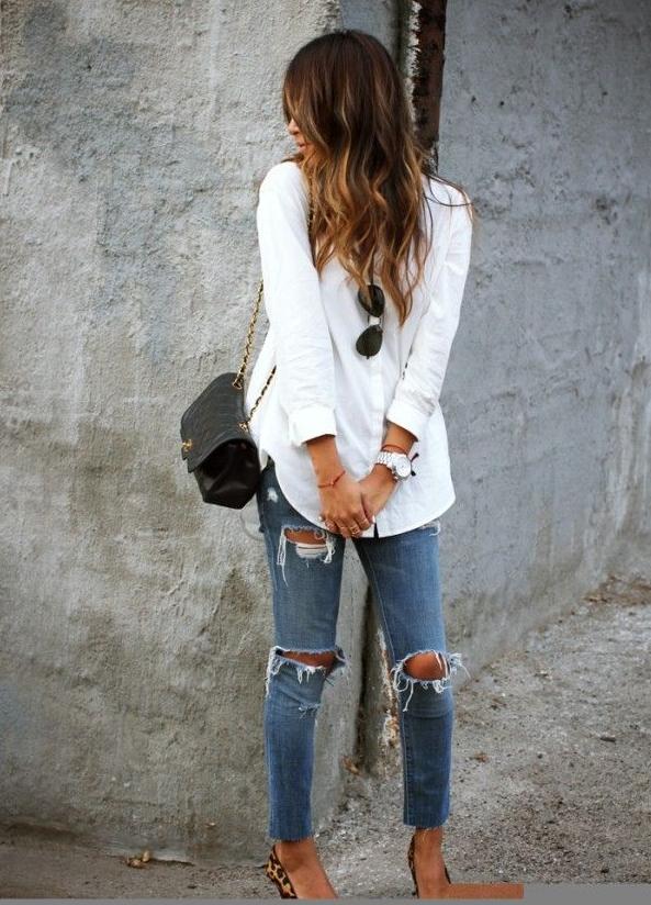 treintamasdiez-blog-de-moda denim, camisa blanca