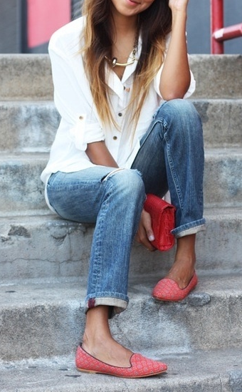 treintamasdiez-blog-de-moda, denim, camisa blanca