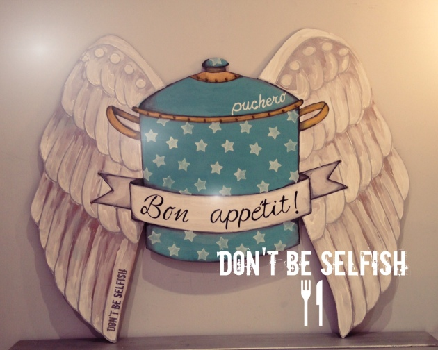 treintamasdiez-blog-de-moda, don't be selfish