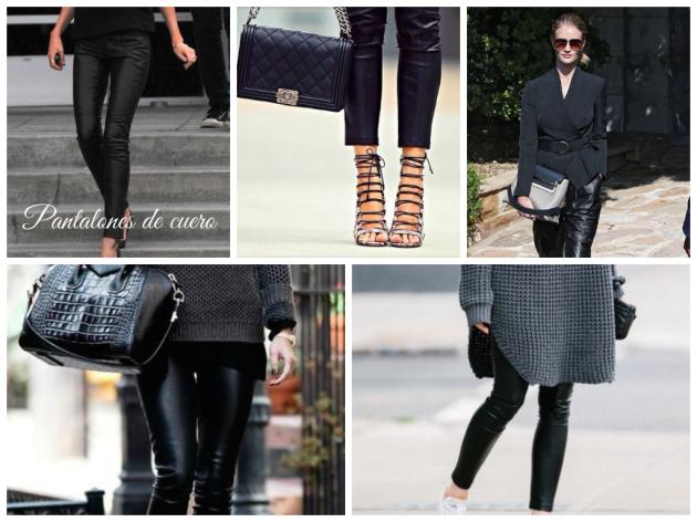 treintamasdiez, blog, de moda, Pantalones de cuero