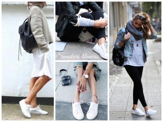 treintamasdiez-blog-de-moda, Sneakers blancas, tendencia