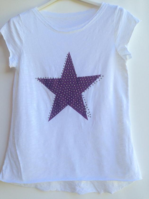 treintamasdiez-shop camiseta estrella granate