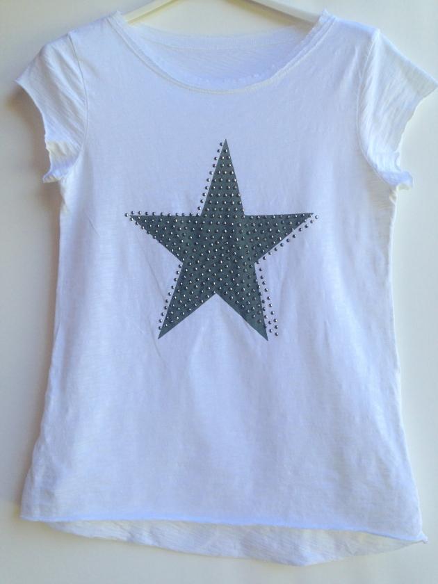 treintamasdiez-shop camiseta estrella verde
