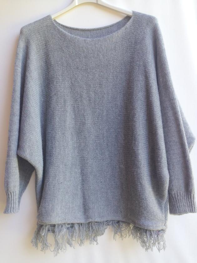 treintamasdiez-shop poncho gris