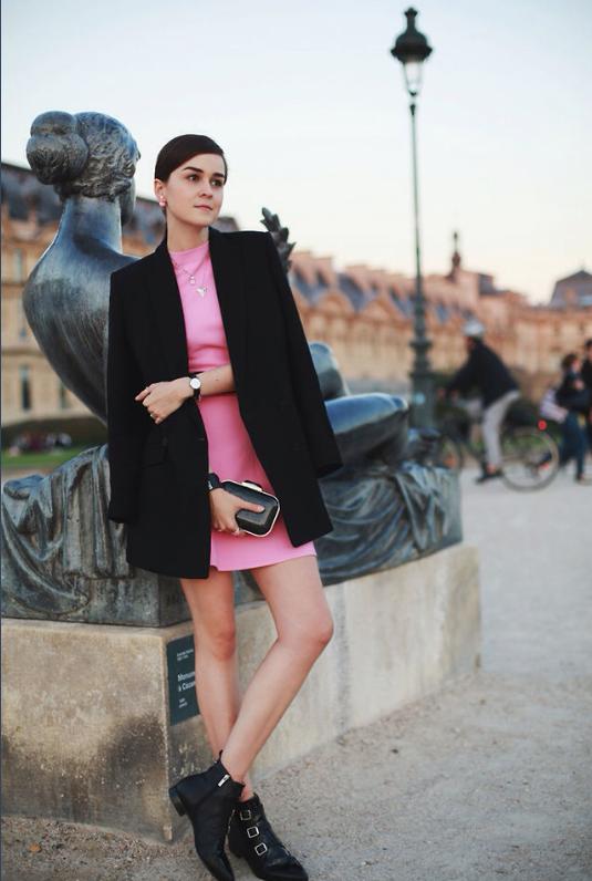 treintamasdiez-blog-de-moda, rosa chicle