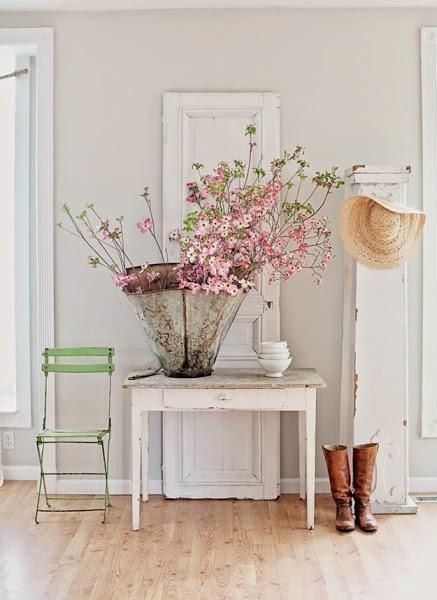 treintamasdiez-blog-de-mdoa shabby, mesa tocinera-decoración