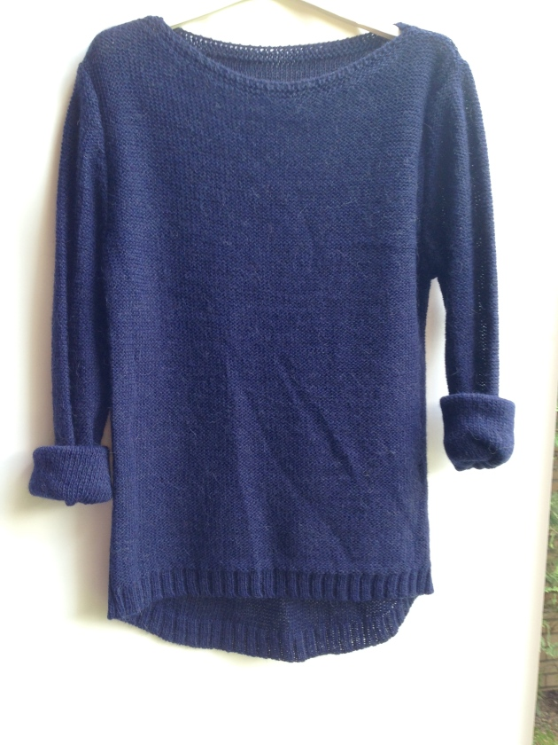 treintamasdiez-blog-de-moda jersey azul