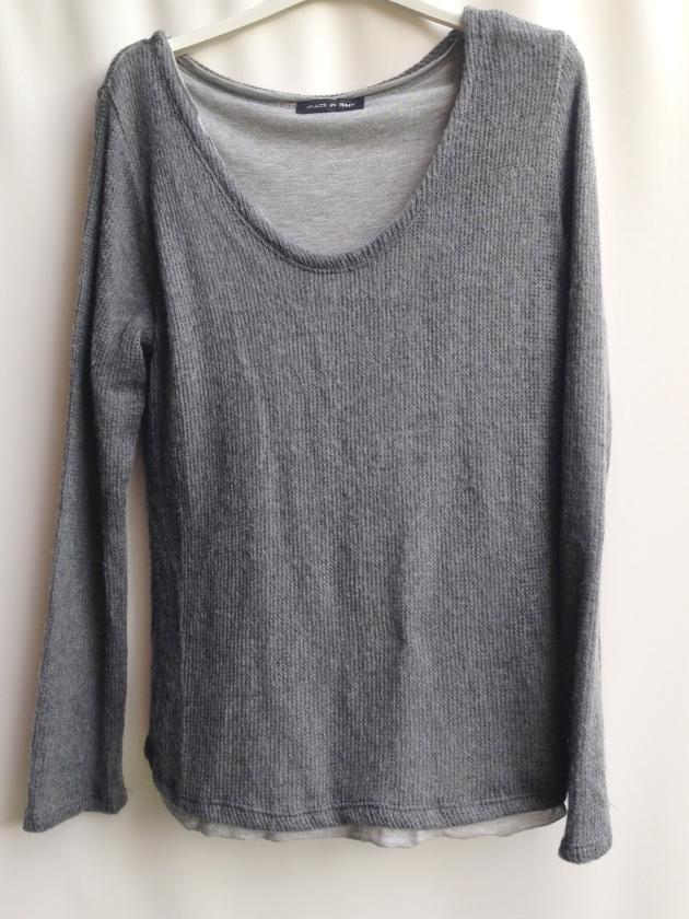 treintamasdiez-blog-de-moda jersey doble gris