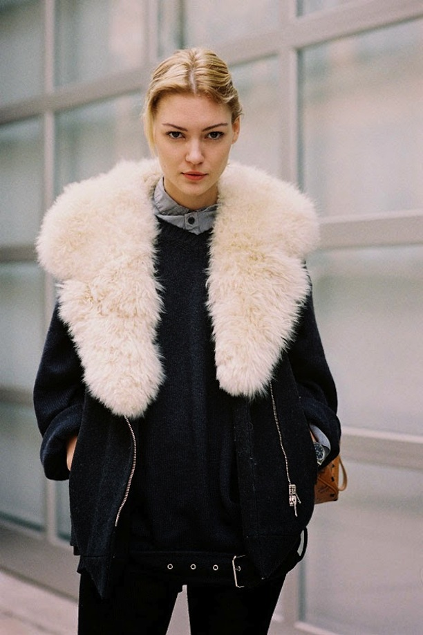 treintamasdiez-blog-de-moda fur collar because i'maddicted