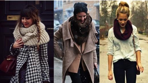 treintamasdiez-blog-de-moda Street Style fulares y cuellos