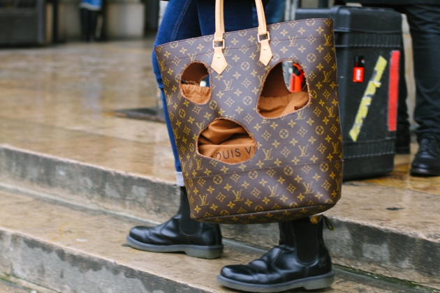 treintamasdiez blog de moda bolso Nicolas ghesquiére