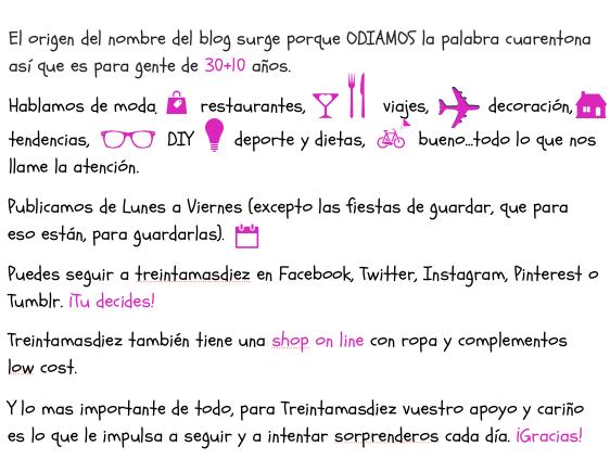 treintamasdiez-blog-de-moda decálogo