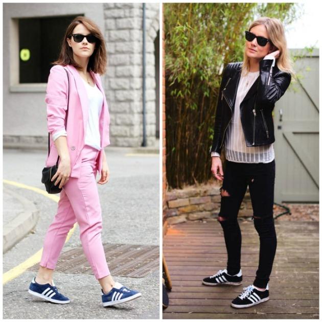 treintamasdiez blog de moda adidas gazelle