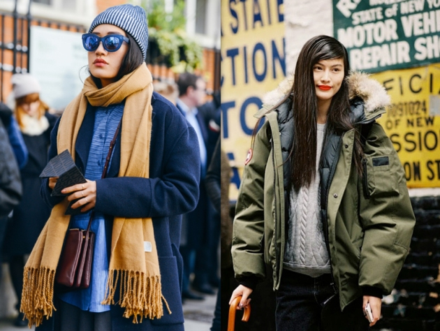 treintamasdiez blog de moda becaria de la moda street-style-fall-fashion-week-model-off-duty