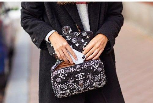 treintamasdiez blog de moda Chanel's Bandana Bag 12