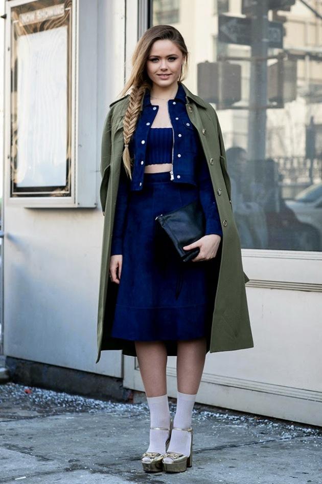 treintamasdiez blog de moda fashion blogger verde1