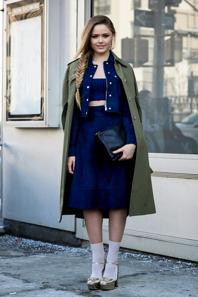 treintamasdiez blog de moda fashion blogger verde1