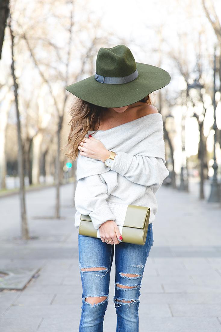 treintamasdiez blog de moda hombros peeptoes