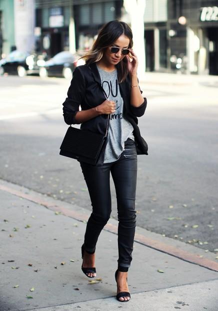 treintamasdiez blog de moda leggins negro sin