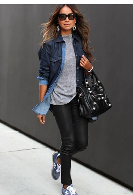 treintamasdiez blog de moda leggins negro6