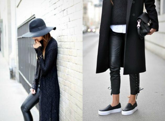 treintamasdiez blog de moda leggins polipiel