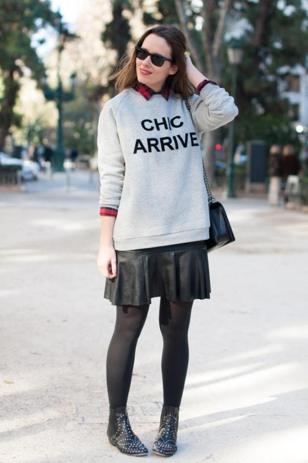 treintamasdiez blog de moda macarena gea chic arrive